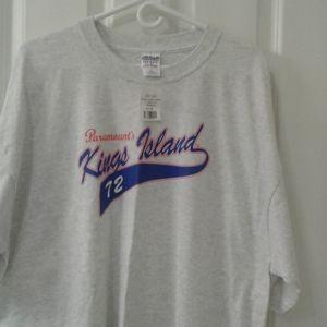 KING'S ISLAND tee shirt